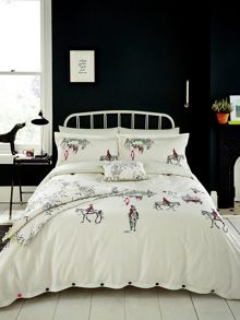 Joules Horse guard duvet cover