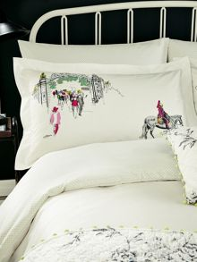Joules Horse guard oxford pillowcase