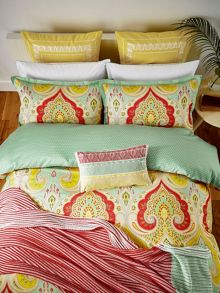 Echo Jaipur housewife pillowcase