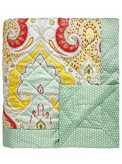 Jaipur throw 240x260cm multi