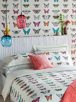 Papilio butterfly oxford pillowcase