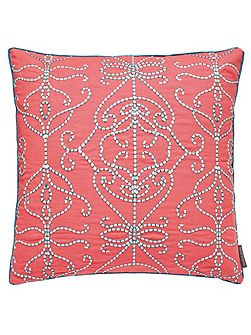 Papilio 45x45cm cushion flamingo
