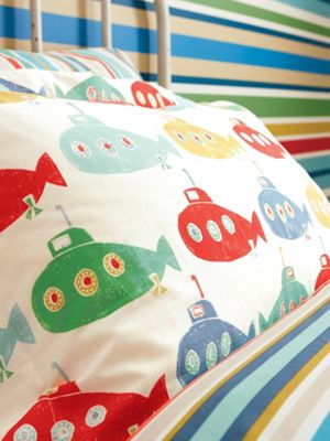 Scion Up periscope duvet cover set