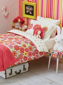 Scion Bloomin lovely duvet cover set