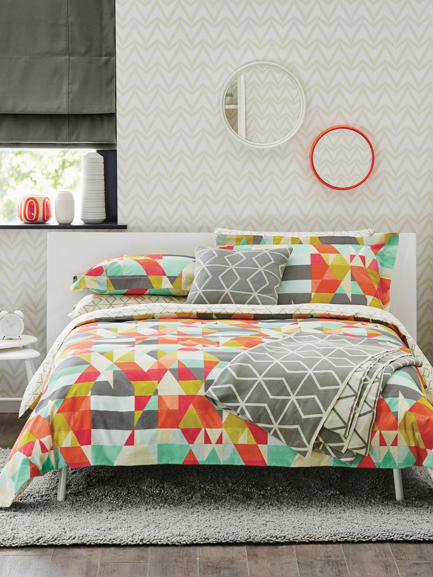 Image of Scion Axis duvet cover