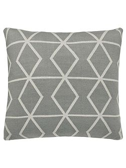 Axis cushion 45x45cm stone
