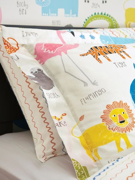 Scion Animal magic housewife pillowcase