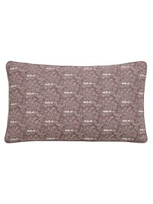 Fable Albizia cushion 50x30cm amethyst