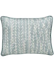 Fable Tabriz cushion 30x40cm duck egg