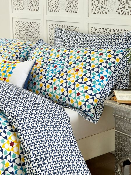 V&A Alhambra duvet cover set