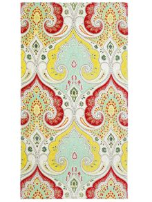 Echo Jaipur printed towel