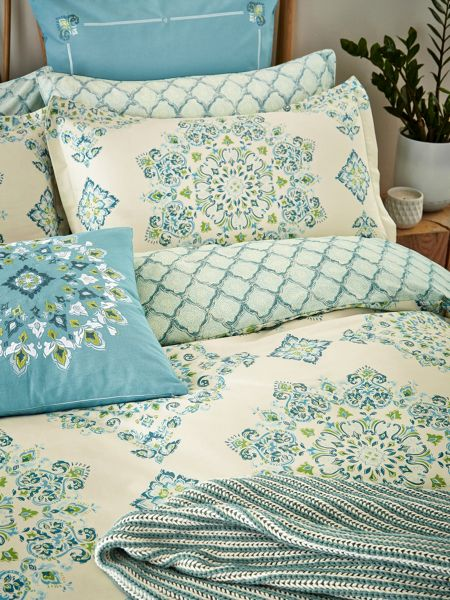 Echo Parvani housewife pillowcase