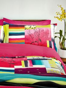 Clarissa Hulse Watercolour patchwork duvet cover