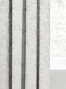 Bedeck 1951 Senna lined curtains 90x90 silver