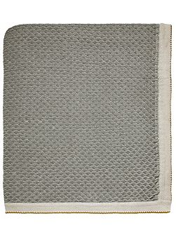 Nala knitted throw 150x200cm natural