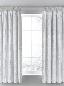 Helena Springfield Flora curtains 66x72 white
