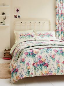 Sanderson Sweet Williams throw 265x260cm Multicolour