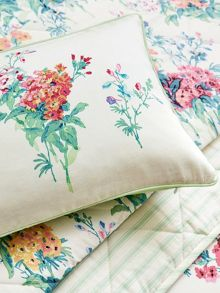 Sanderson Sweet Williams cushion 40x30cm Multicolour