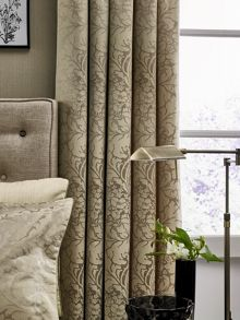 Sanderson Eleanor lined curtains 66x72 mink