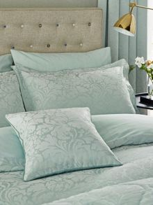 Sanderson Eleanor duvet cover aqua
