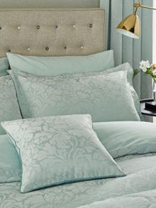 Sanderson Eleanor oxford pillowcase aqua