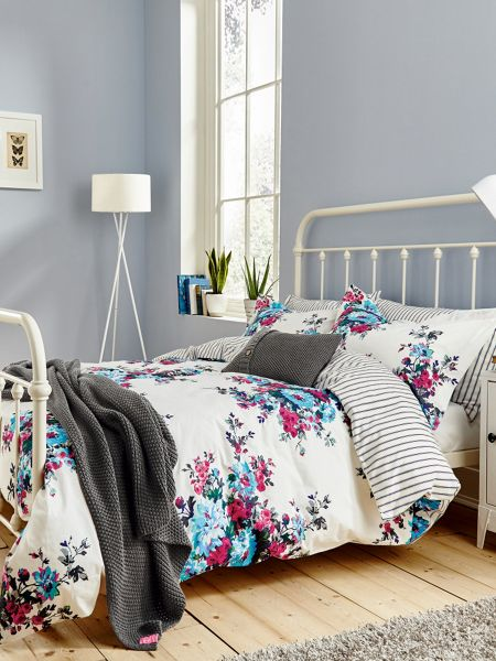 Joules Charlotte floral housewife pillowcase
