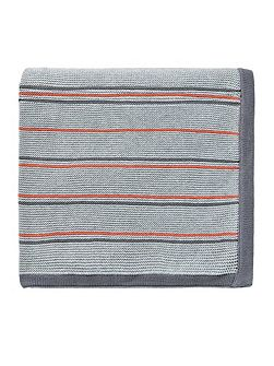 Pippin throw 130X180cm grey