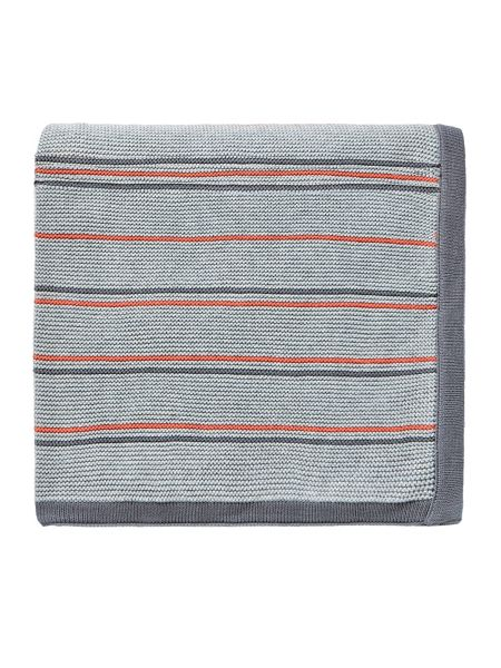 Sanderson Pippin throw 130X180cm grey