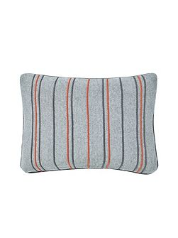 Pippin cushion 40x30cm grey