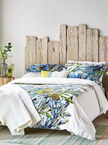 Harlequin Floreal oxford pillowcase