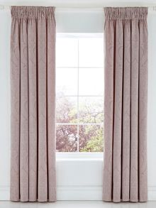 Fable Chera lined curtains 66x90 amethyst