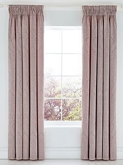 Chera lined curtains 66x90 amethyst
