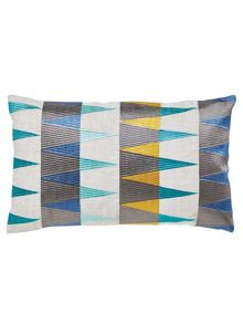 Harlequin Kaledio cushion 50X30cm marine