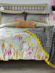 Clarissa Hulse Meadow grass duvet cover