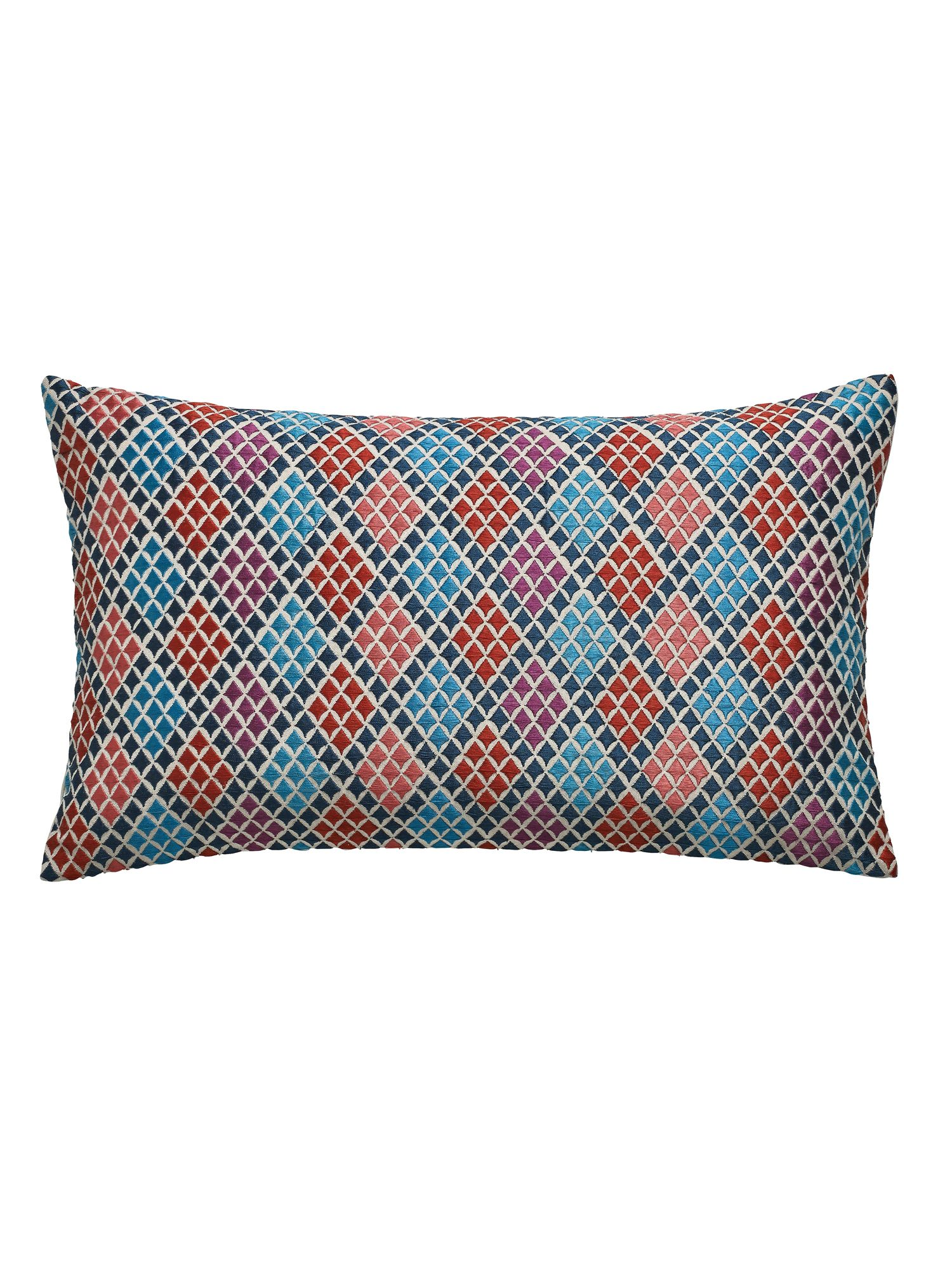 Image of Bedeck 1951 Alba cushion 50X30cm calypso