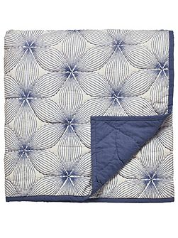 Renata throw 150x200cm indigo