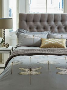 Harlequin Demoiselle plain oxford pillowcase