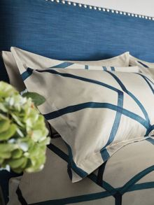 Harlequin Sumi oxford pillowcase