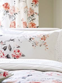 Sanderson Magnolia & Blossom oxford pillowcase