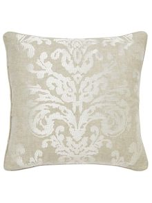 Sanderson Riverside damask cushion 5x45cm