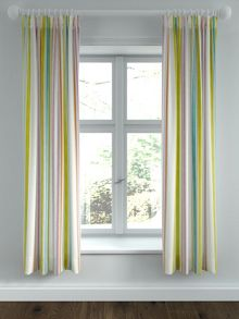 Helena Springfield Roxy lined curtains 66x72 citrus