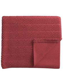 Helena Springfield Belle throw 150x200cm coral