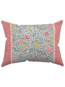Helena Springfield Belle breakfast cushion 30x40cm duck egg