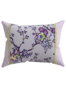 Helena Springfield Sally breakfast cushion 30x40cm duck egg