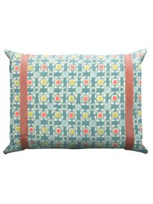 Helena Springfield Tilly breakfast cushion 30x40cm duck egg