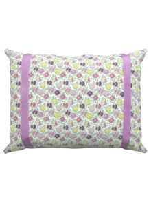 Helena Springfield Polly breakfast cushion 30x40cm foxglove