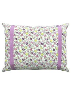 Polly breakfast cushion 30x40cm foxglove