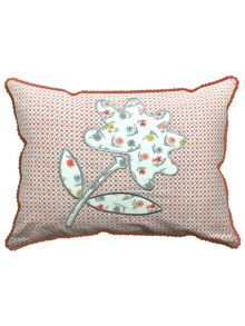 Helena Springfield Eva breakfast cushion 30x40cm red