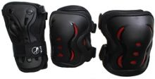 Knee, Wrist and Elbow Pad Set - Small