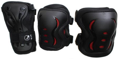 SFR Knee, Wrist and Elbow Pad Set - Small